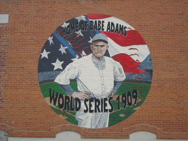 Babe Adams of Bethany Mo. (2009)